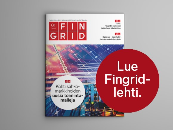 Fingrid magazine